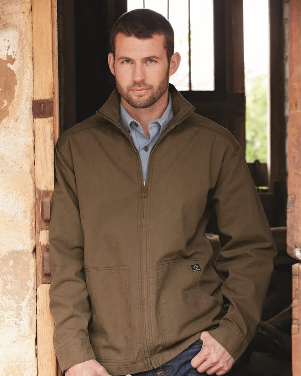 Trail Canyon Cloth Unlined Canvas Jacket-DRI DUCK-Pacific Brandwear