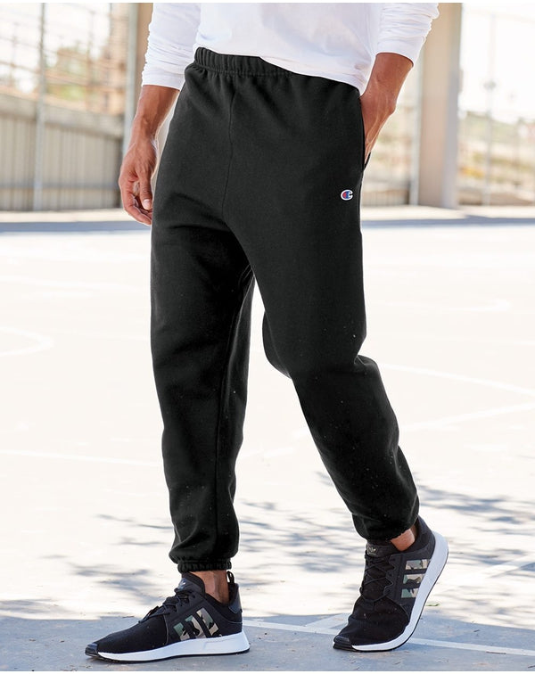 Reverse Weave Sweatpants with Pockets-Champion-Pacific Brandwear