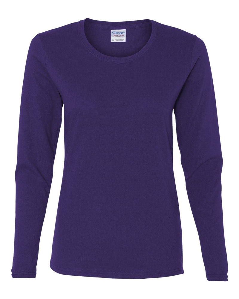 Heavy Cotton Women's Long sleeve T-Shirt-Gildan-Pacific Brandwear