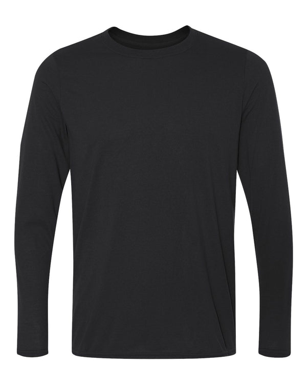 Performance Long sleeve T-Shirt-Gildan-Pacific Brandwear