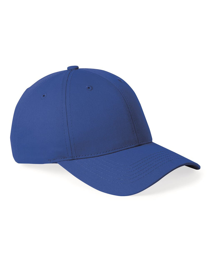 Small Fit Cotton Twill Cap-Sportsman-Pacific Brandwear