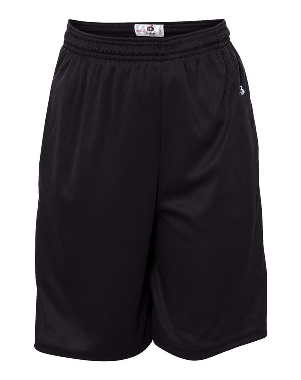 Youth B-Core Pocketed Shorts-Badger-Pacific Brandwear