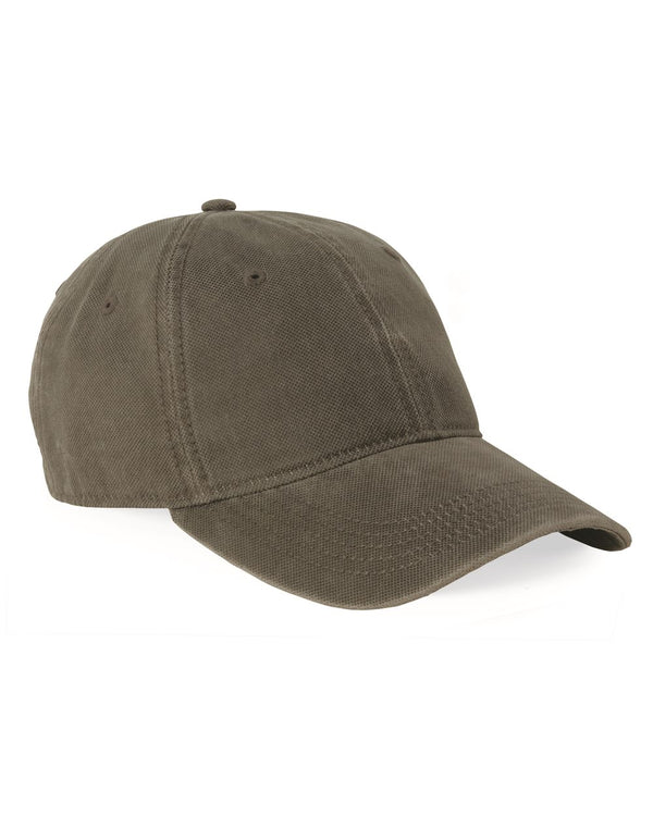 Foundry Canvas Cap-DRI DUCK-Pacific Brandwear