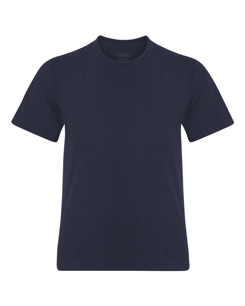 Dri-Power Sport Youth Short sleeve T-Shirt-JERZEES-Pacific Brandwear