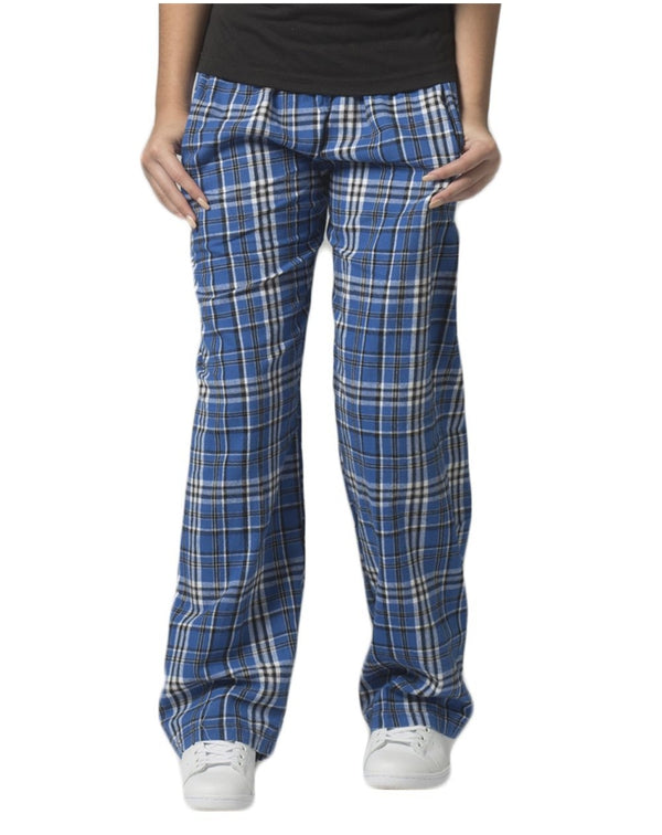 Youth Flannel Pants with Pockets-Boxercraft-Pacific Brandwear