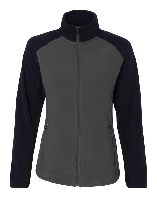 Women's Steamboat Microfleece Jacket-Colorado Clothing-Pacific Brandwear