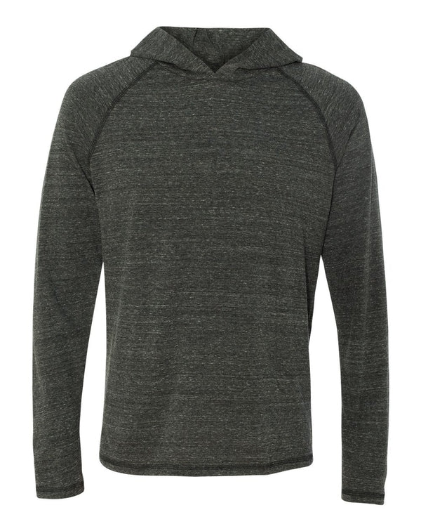 Triblend Jersey Hooded Pullover-All Sport-Pacific Brandwear