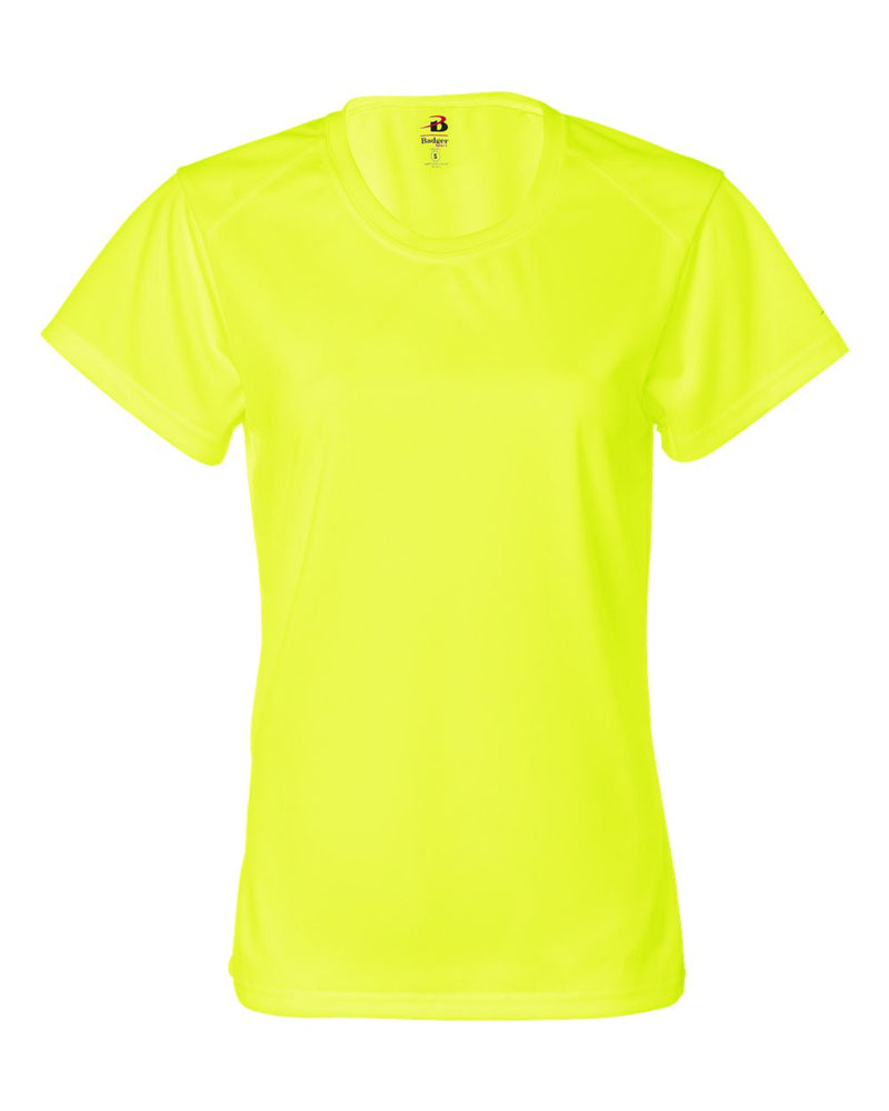 Women's B-Core T-Shirt-Badger-Pacific Brandwear