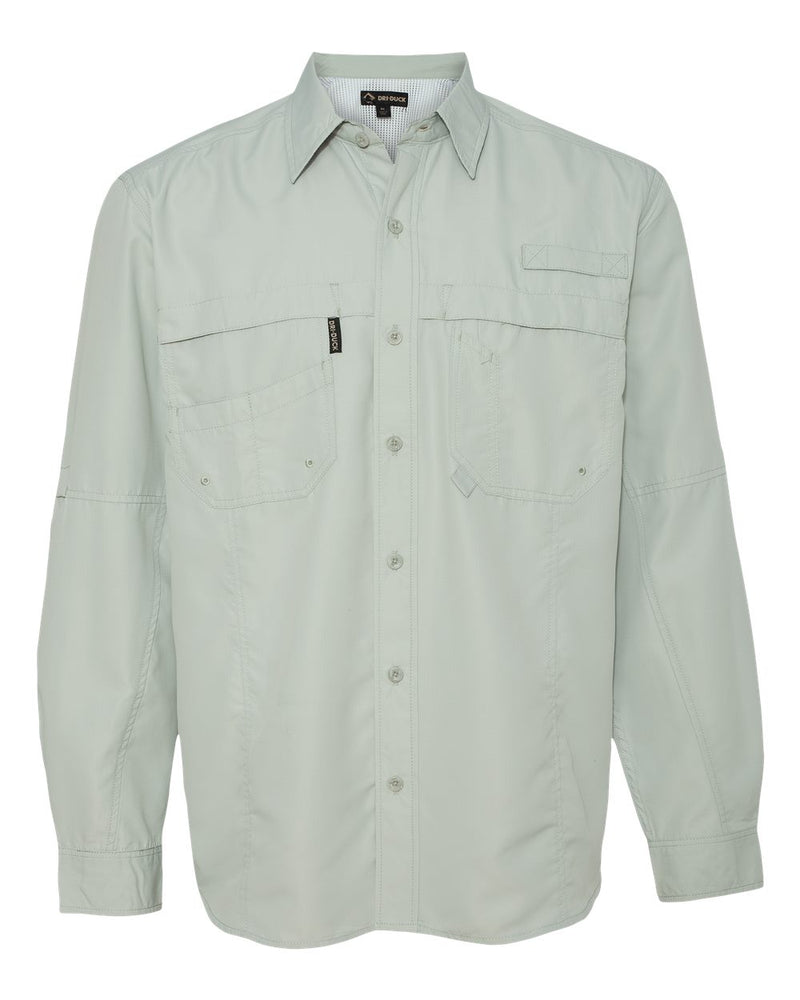 Catch Convertible sleeve Fishing Shirt-DRI DUCK-Pacific Brandwear