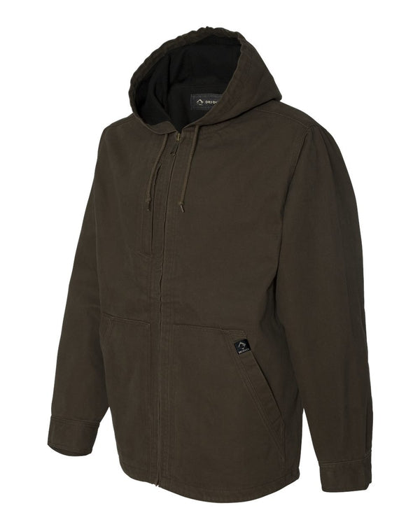 DRI DUCK Laredo Boulder Cloth™ Canvas Jacket with Thermal Lining-DRI DUCK-Pacific Brandwear