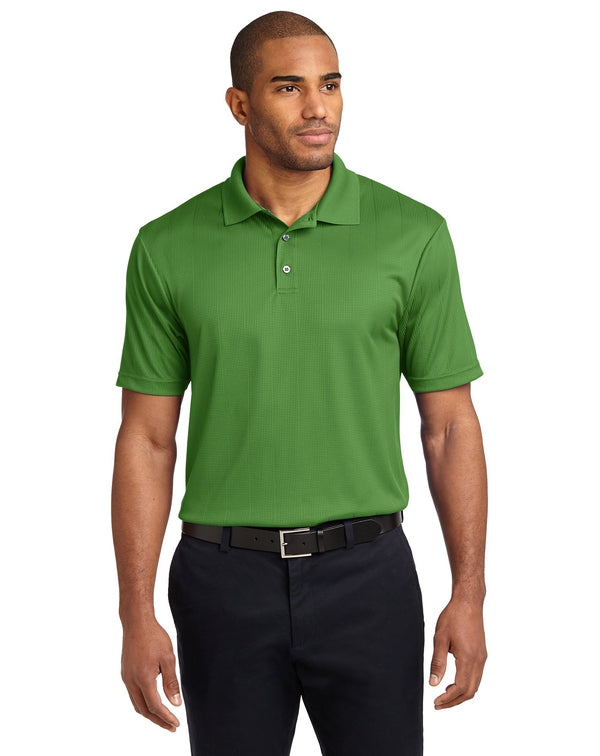 Port Authority®Performance Fine Jacquard Polo-Port Authority-Pacific Brandwear