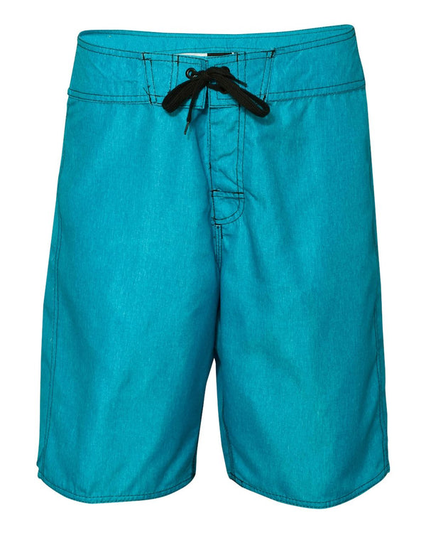 Heathered Board Shorts-Burnside-Pacific Brandwear