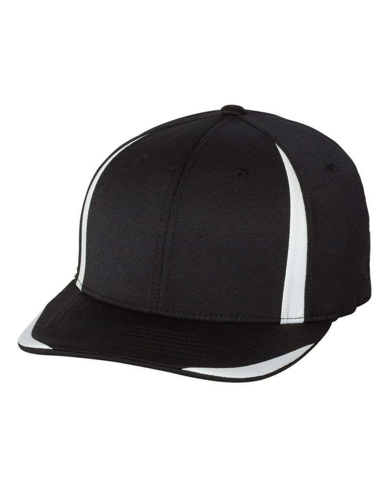 Cool & Dry Double Twill Cap-Flexfit-Pacific Brandwear