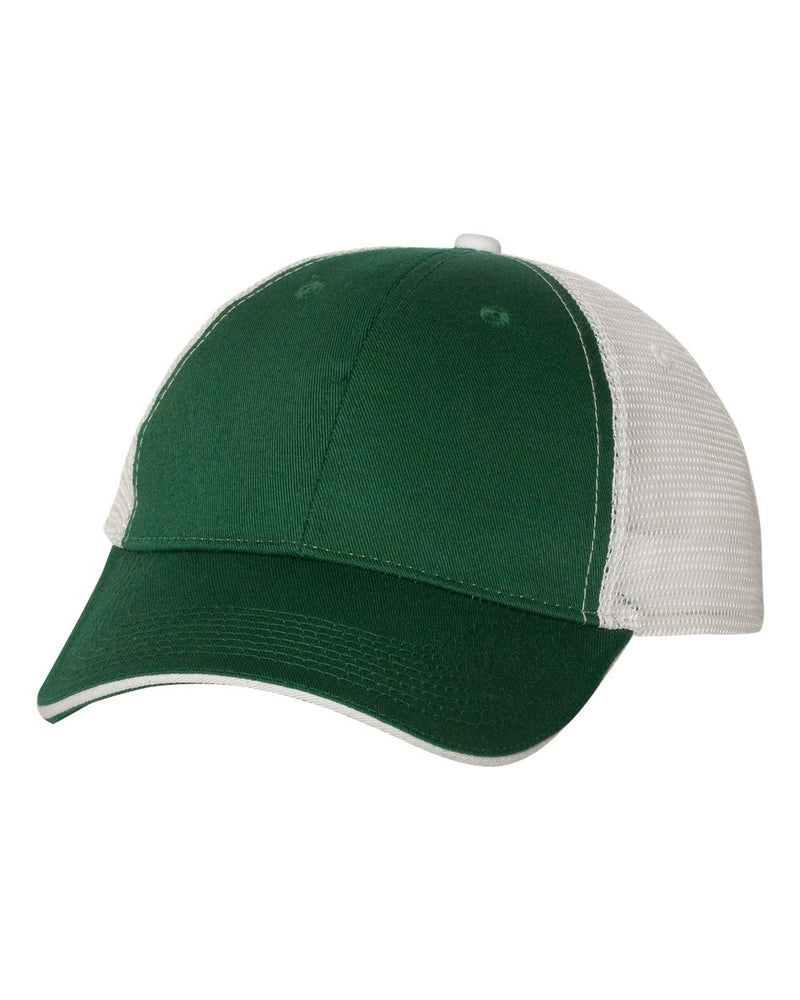 Sandwich Trucker Cap-Valucap-Pacific Brandwear
