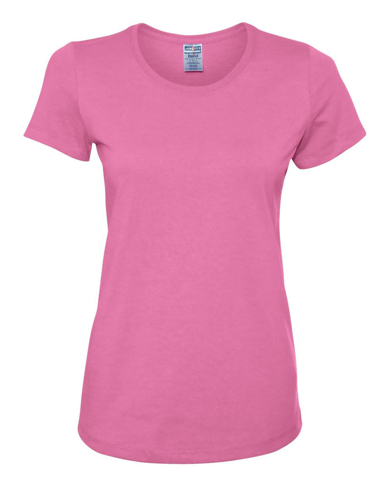 Dri-Power Women's 50/50 T-Shirt-JERZEES-Pacific Brandwear