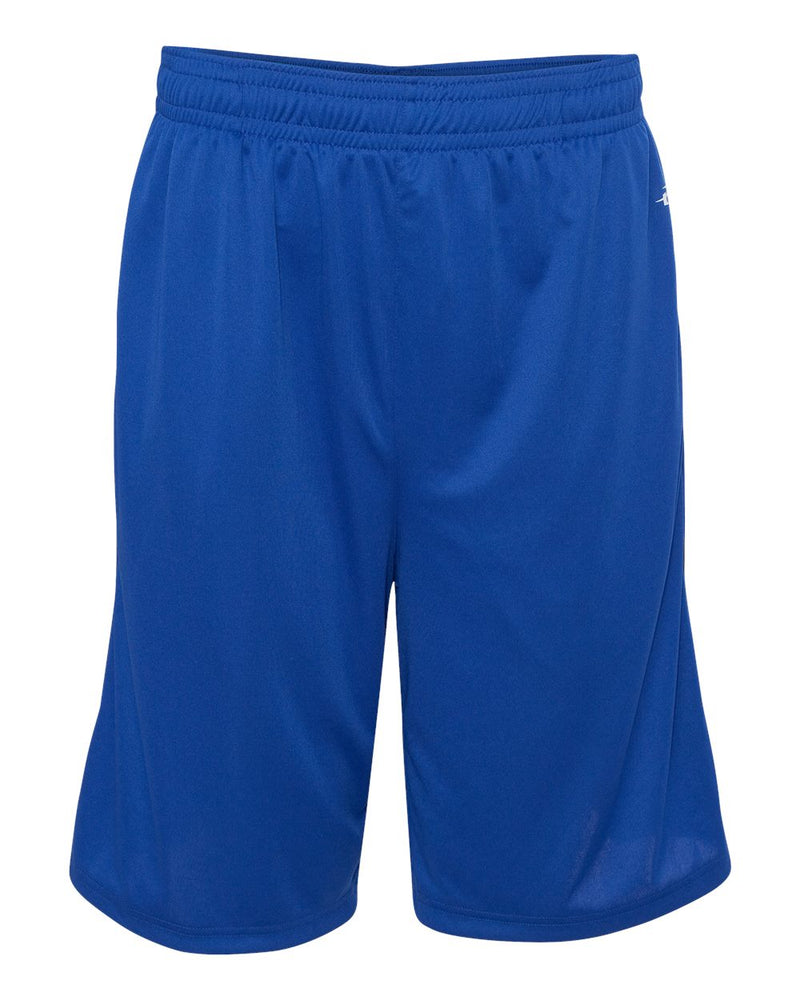 "B-Core 9"" Drive Shorts-Badger-Pacific Brandwear"