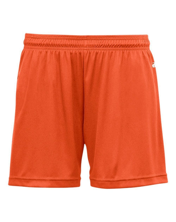 Girls' B-Core Shorts-Badger-Pacific Brandwear
