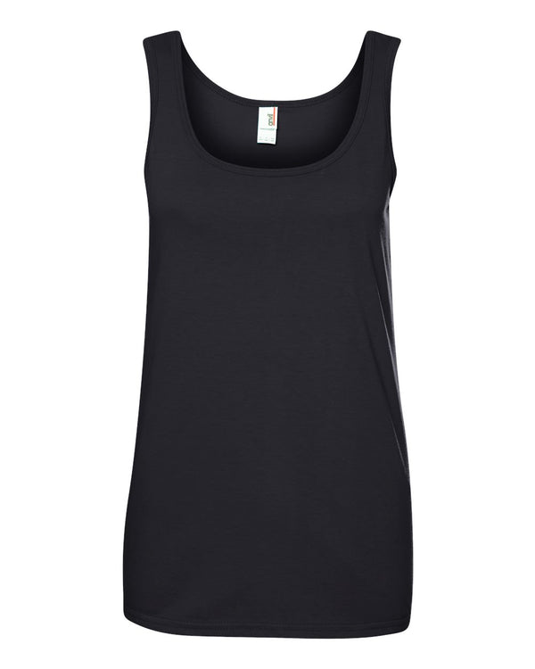 Women's Lightweight Tank Top-Anvil-Pacific Brandwear