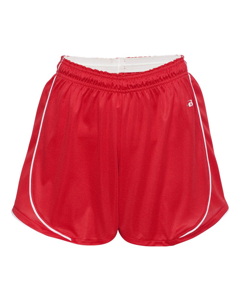 Women's B-Core Pacer Shorts-Badger-Pacific Brandwear