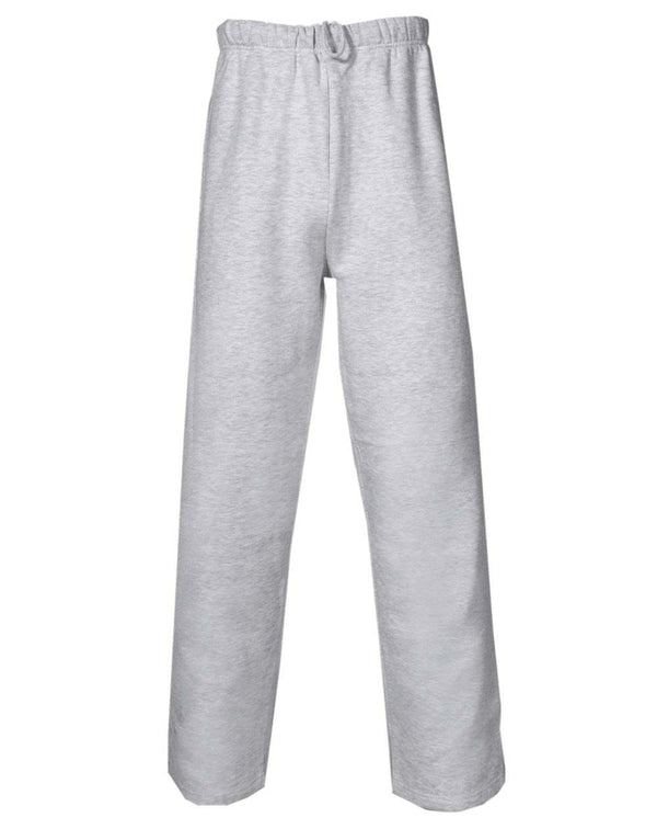 Youth Open-Bottom Sweatpants-Badger-Pacific Brandwear