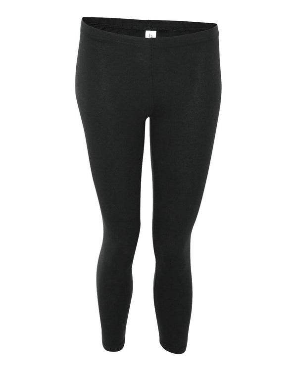 Women's Love 'Em Leggings-Boxercraft-Pacific Brandwear