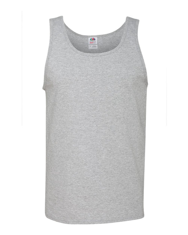 HD Cotton Tank Top-Fruit of the Loom-Pacific Brandwear