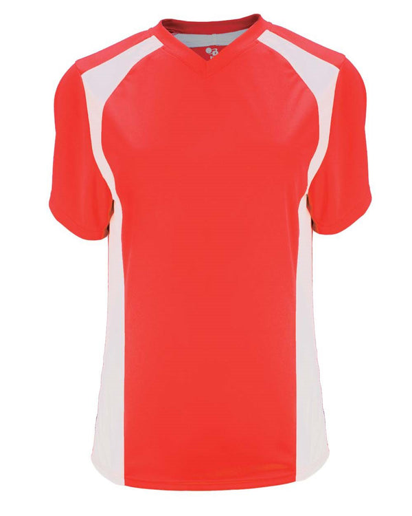 Women's B-Core Agility Jersey-Badger-Pacific Brandwear