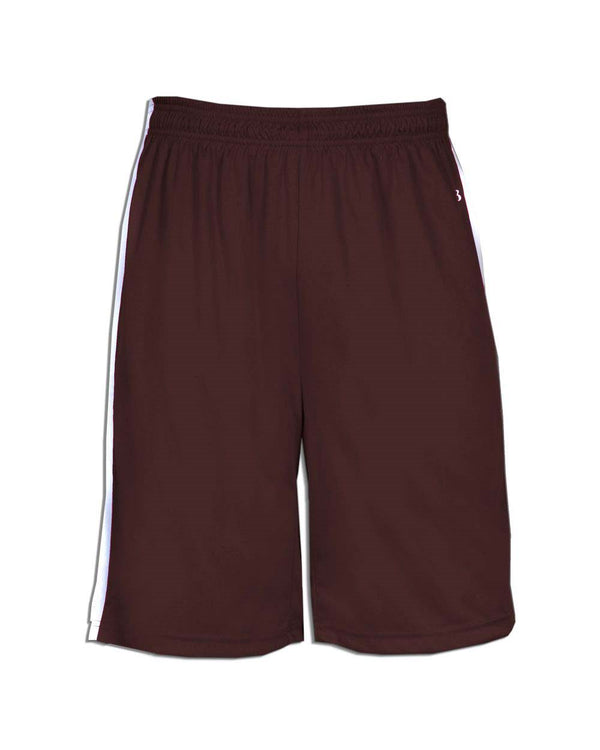 B-Core B-Power Reversible Shorts-Badger-Pacific Brandwear