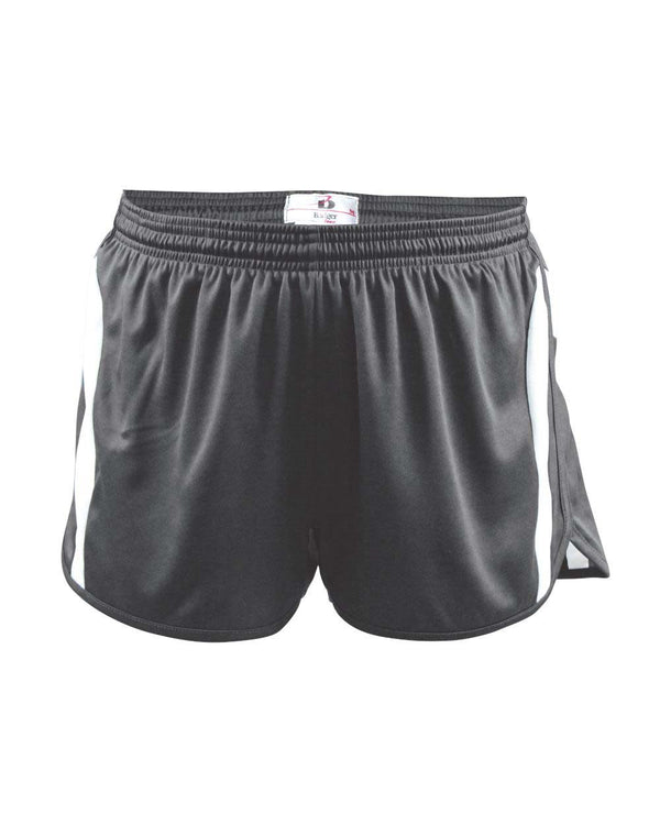 Women's B-Core Aero Shorts-Badger-Pacific Brandwear