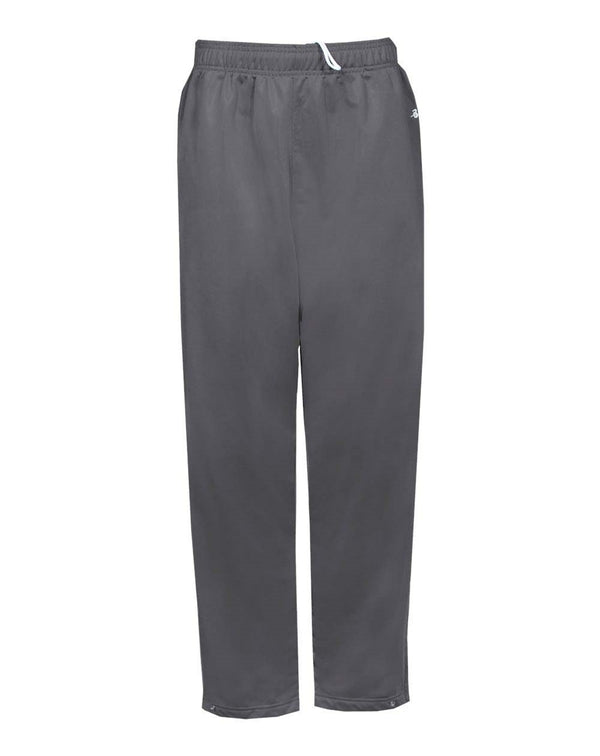 Women's Brushed Tricot Pants-Badger-Pacific Brandwear