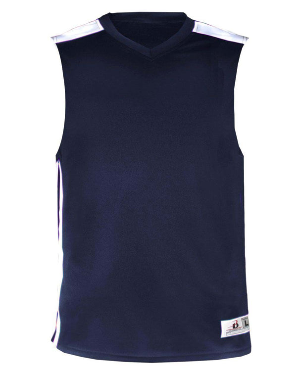 B-Core B-Key Tank Top-Badger-Pacific Brandwear
