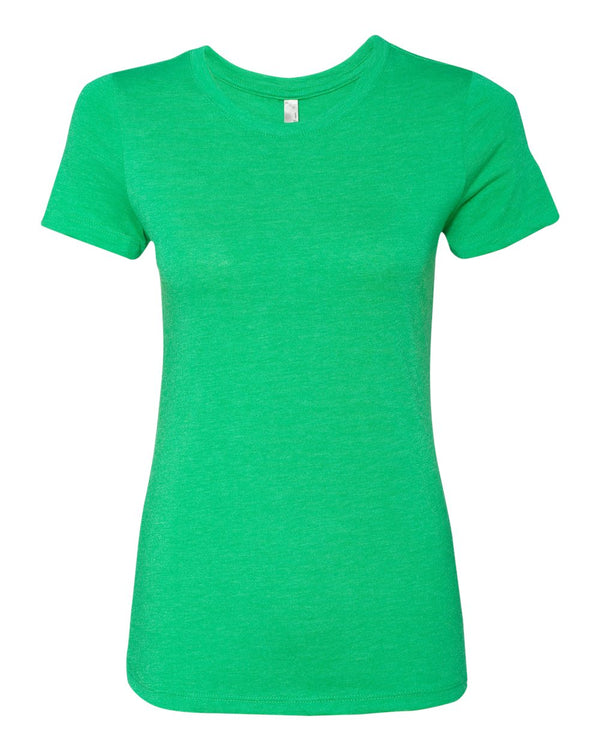 Women's Triblend Short sleeve Crew-Next Level-Pacific Brandwear