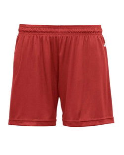 "Women's B-Core 5"" Inseam Shorts-Badger-Pacific Brandwear"