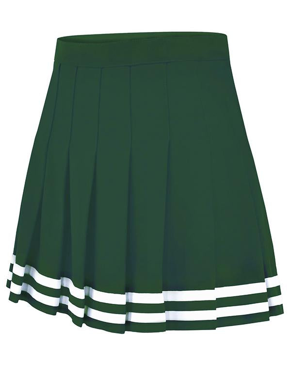 Chasse Knife-Pleat Skirt-Pacific Brandwear-Pacific Brandwear