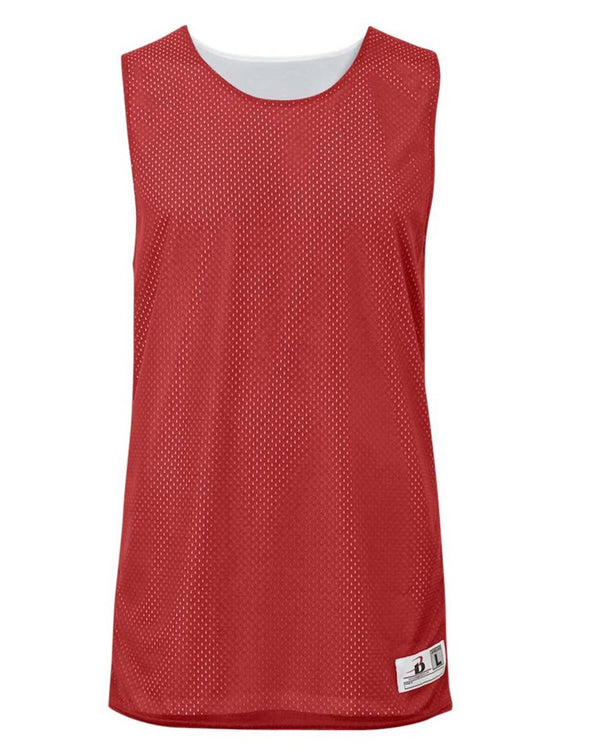 Women's Challenger Pro Mesh Reversible Tank Top-Badger-Pacific Brandwear