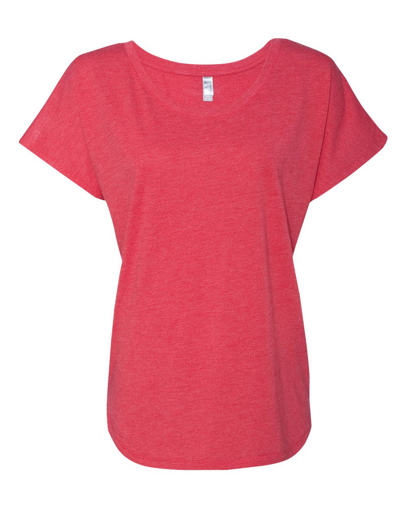 Women's Triblend Short sleeve Dolman-Next Level-Pacific Brandwear