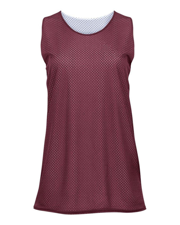 Pro Mesh Women's Reversible Tank Top-Badger-Pacific Brandwear