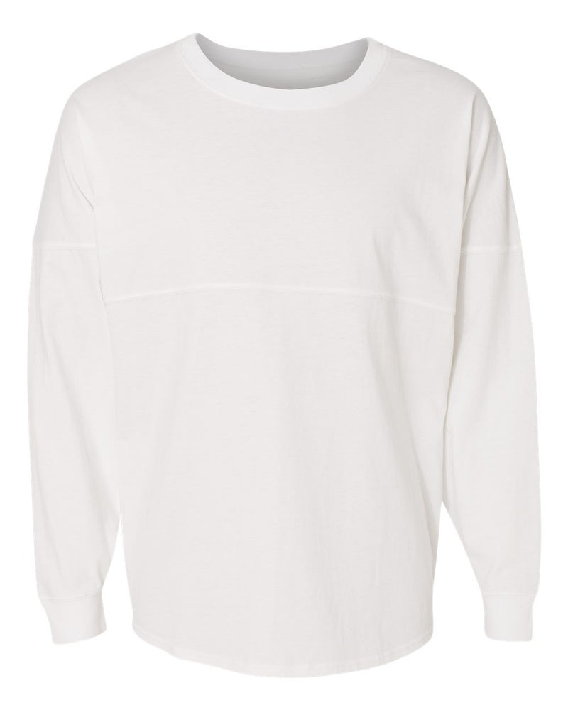 Unisex Game Day Jersey Long sleeve T-Shirt-J. America-Pacific Brandwear