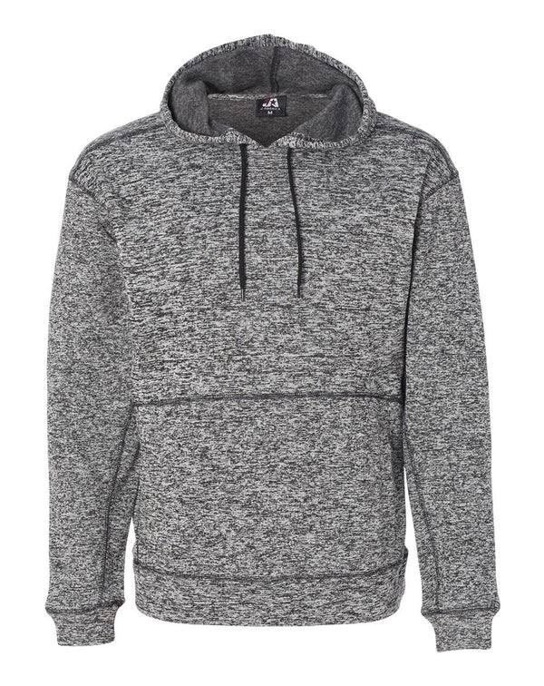 Cosmic Fleece Hooded SweatShirt-J. America-Pacific Brandwear