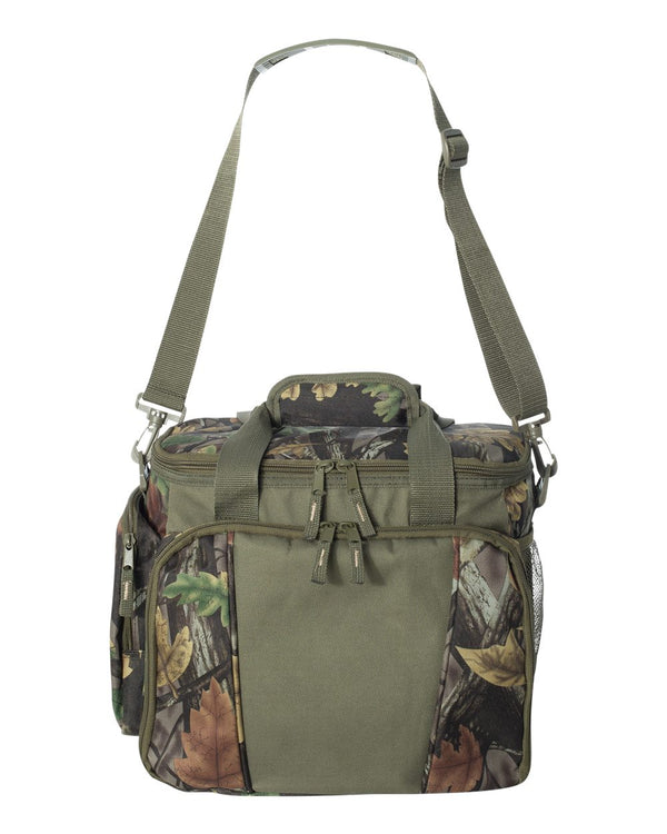 Camo Camping Cooler-Liberty Bags-Pacific Brandwear