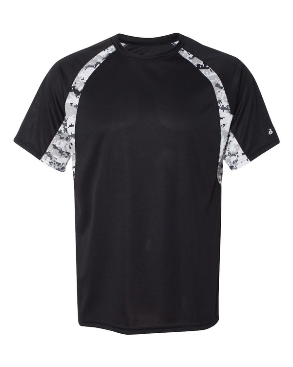 Hook Digital T-Shirt-Badger-Pacific Brandwear