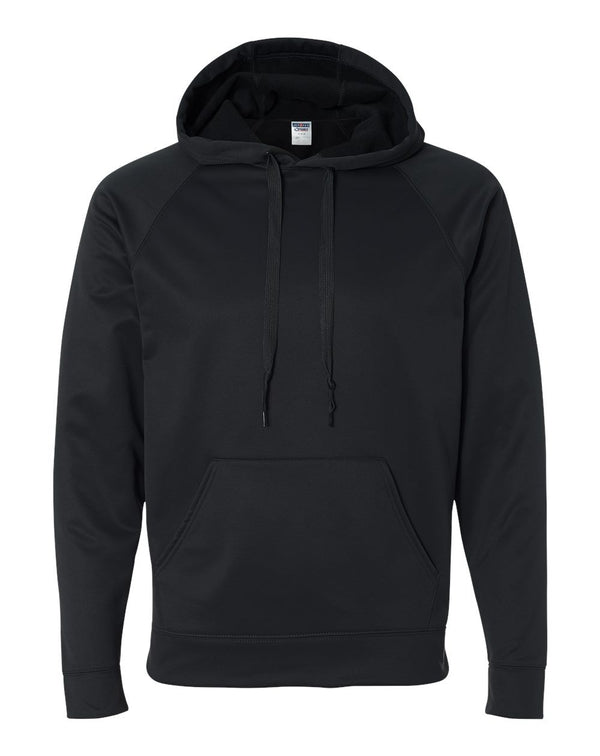 Dri-Power Sport Hooded Sweatshirt-JERZEES-Pacific Brandwear