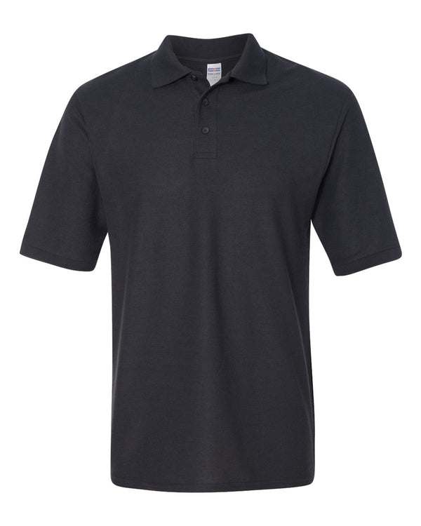 Easy Care Pique Sport Shirt-JERZEES-Pacific Brandwear