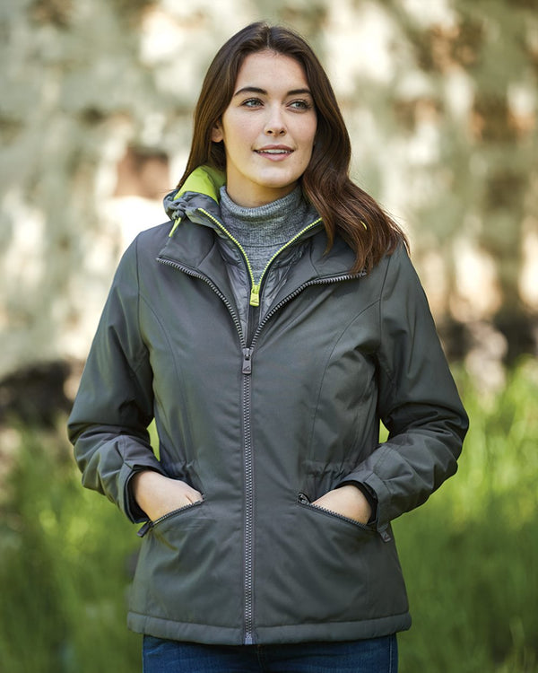 Women's VRY WRM Turbo Jacket-Weatherproof-Pacific Brandwear
