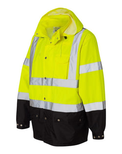ML Kishigo Storm Cover Waterproof Rain Jacket-ML Kishigo-Pacific Brandwear