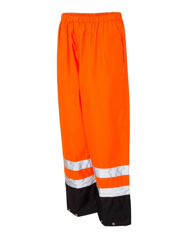 ML Kishigo Storm Cover Waterproof Rain Pant-ML Kishigo-Pacific Brandwear