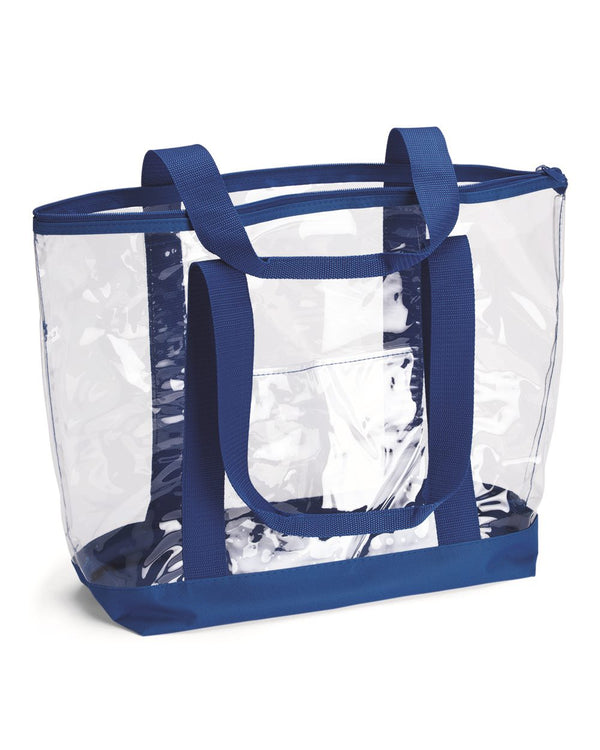 Clear Boat Tote-Liberty Bags-Pacific Brandwear