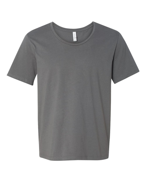 Wide Neck Tee-BELLA + CANVAS-Pacific Brandwear