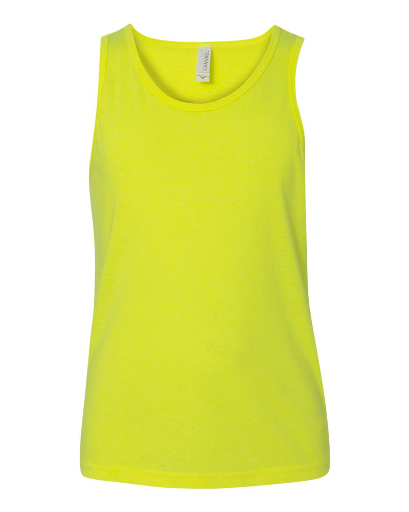 Youth Jersey Tank-BELLA + CANVAS-Pacific Brandwear