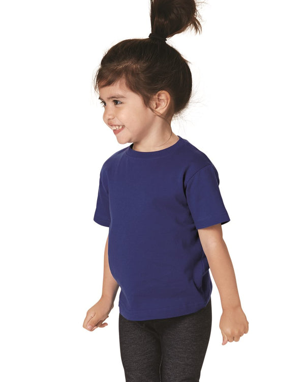 Toddler Premium Jersey Short sleeve Tee-Rabbit Skins-Pacific Brandwear